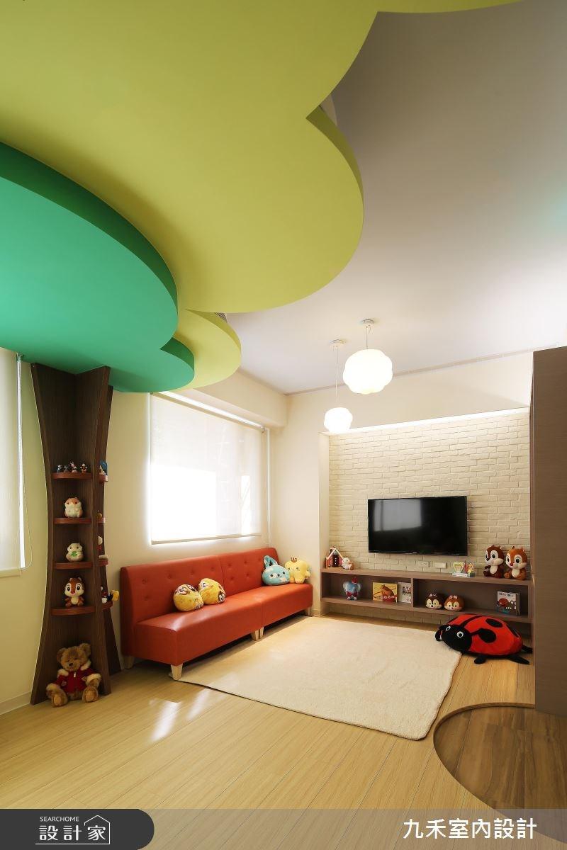 40坪老屋(16~30年)_北歐風商業空間案例圖片_九禾室內設計_九禾_14之4
