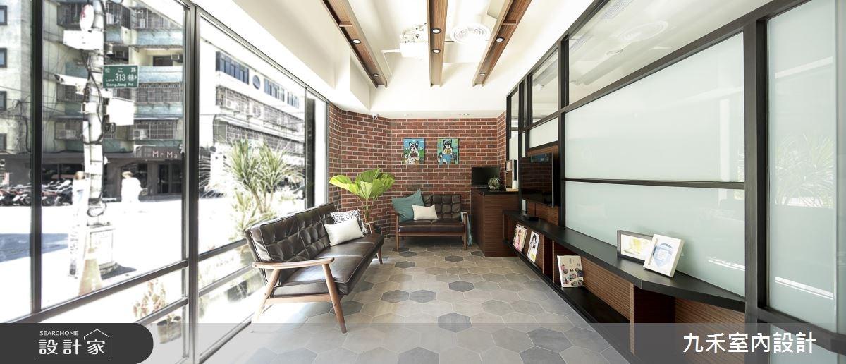 32坪老屋(16~30年)_工業風商業空間案例圖片_九禾室內設計_九禾_17之2