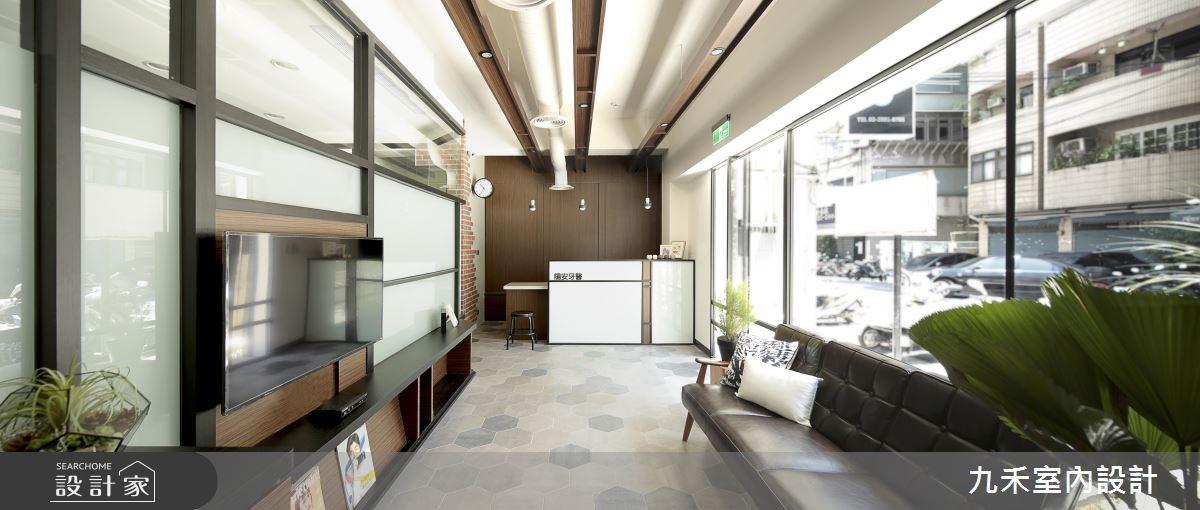 32坪老屋(16~30年)_工業風商業空間案例圖片_九禾室內設計_九禾_17之4