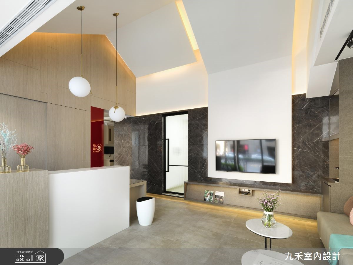 60坪新成屋(5年以下)_北歐風商業空間案例圖片_九禾室內設計_九禾_18之2