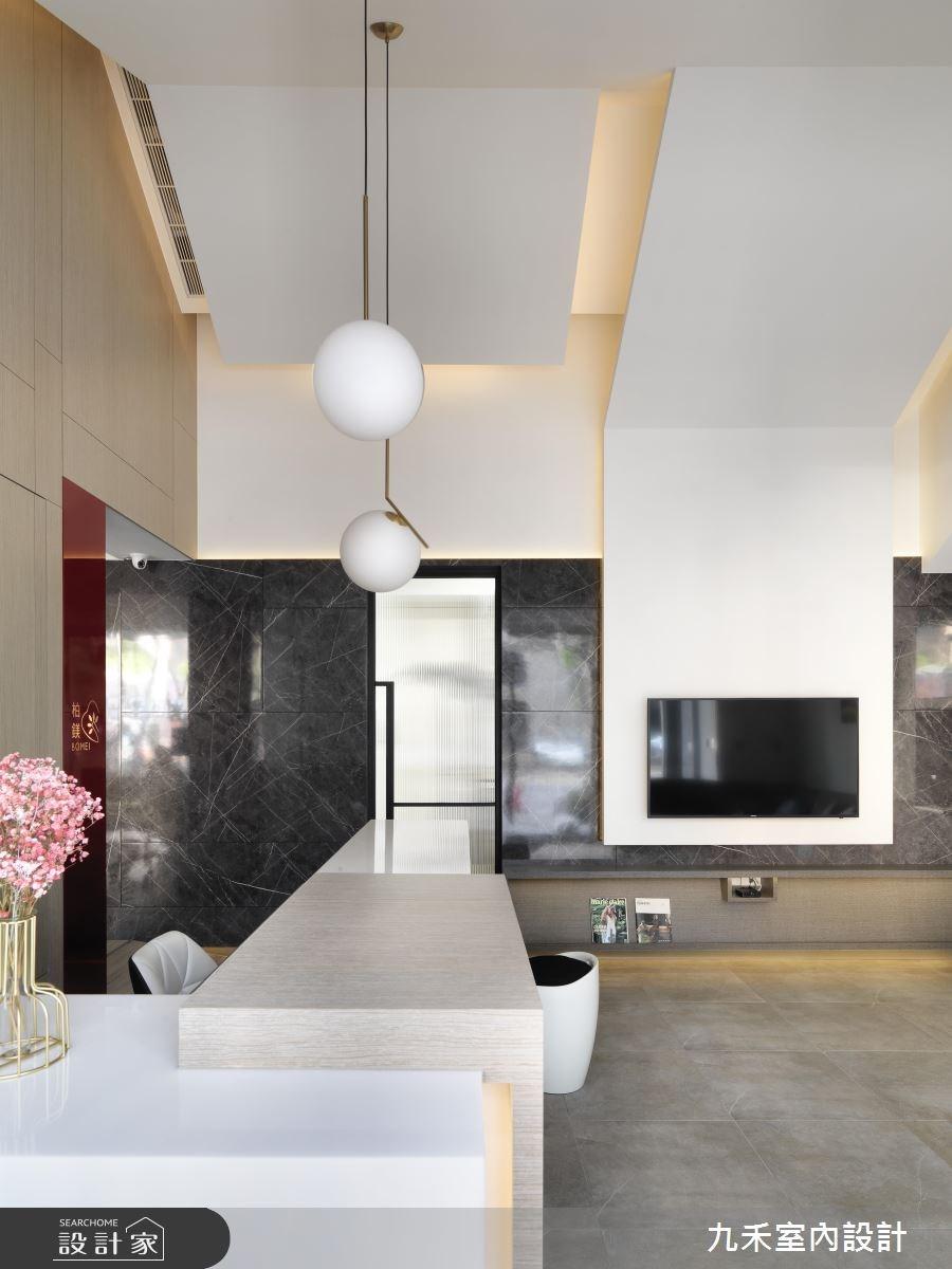 60坪新成屋(5年以下)_北歐風商業空間案例圖片_九禾室內設計_九禾_18之4
