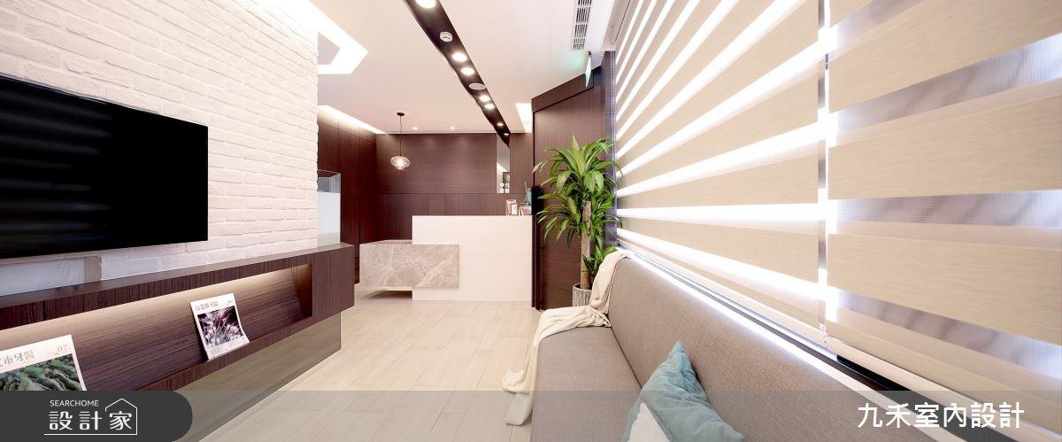 40坪老屋(16~30年)_現代風商業空間案例圖片_九禾室內設計_九禾_19之2