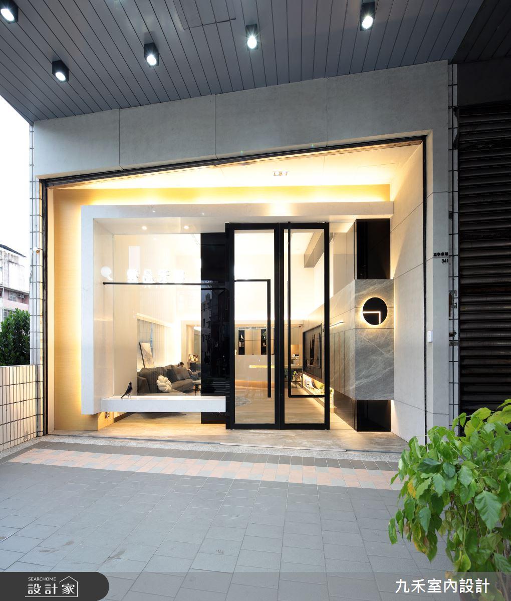 85坪_簡約風商業空間案例圖片_九禾室內設計_九禾_20之2