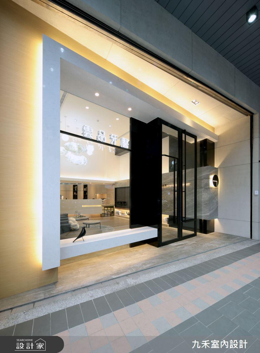 85坪_簡約風商業空間案例圖片_九禾室內設計_九禾_20之3