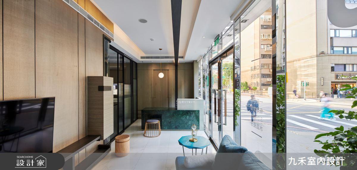 50坪新成屋(5年以下)_簡約風商業空間案例圖片_九禾室內設計_九禾_21之3