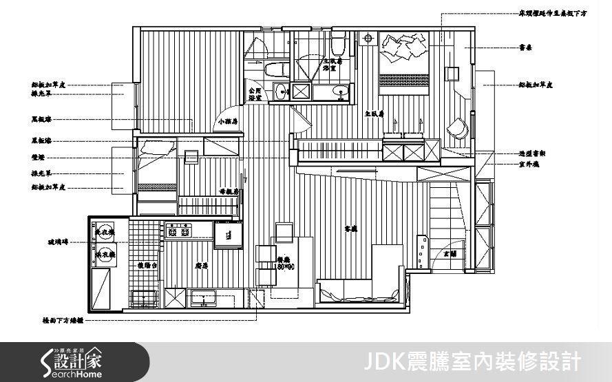 20坪老屋(16~30年)_北歐風案例圖片_震騰室內裝修設計工程有限公司_震騰_09之44