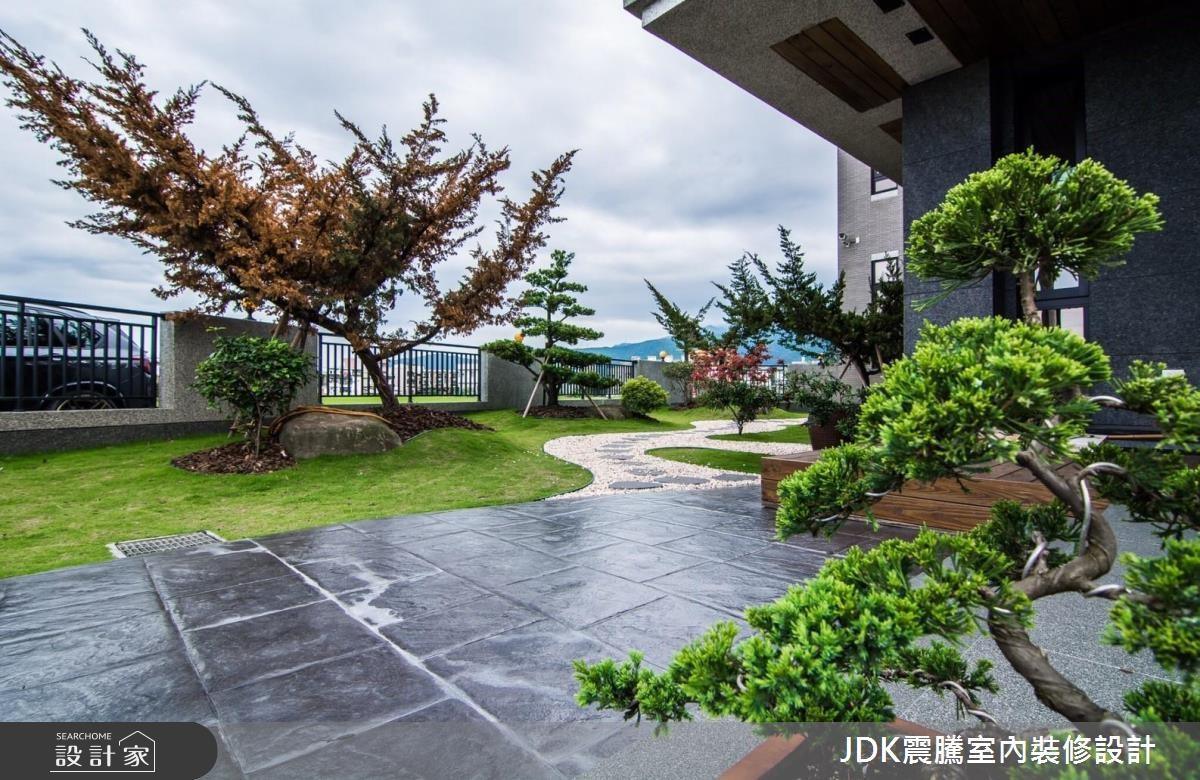 150坪新成屋(5年以下)_現代風庭院案例圖片_震騰室內裝修設計工程有限公司_震騰_20之61