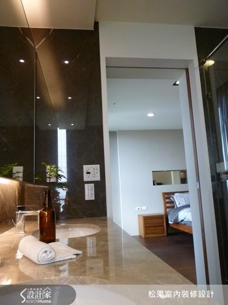 50坪新成屋(5年以下)_奢華風案例圖片_松果室內裝修有限公司_松果_03之27