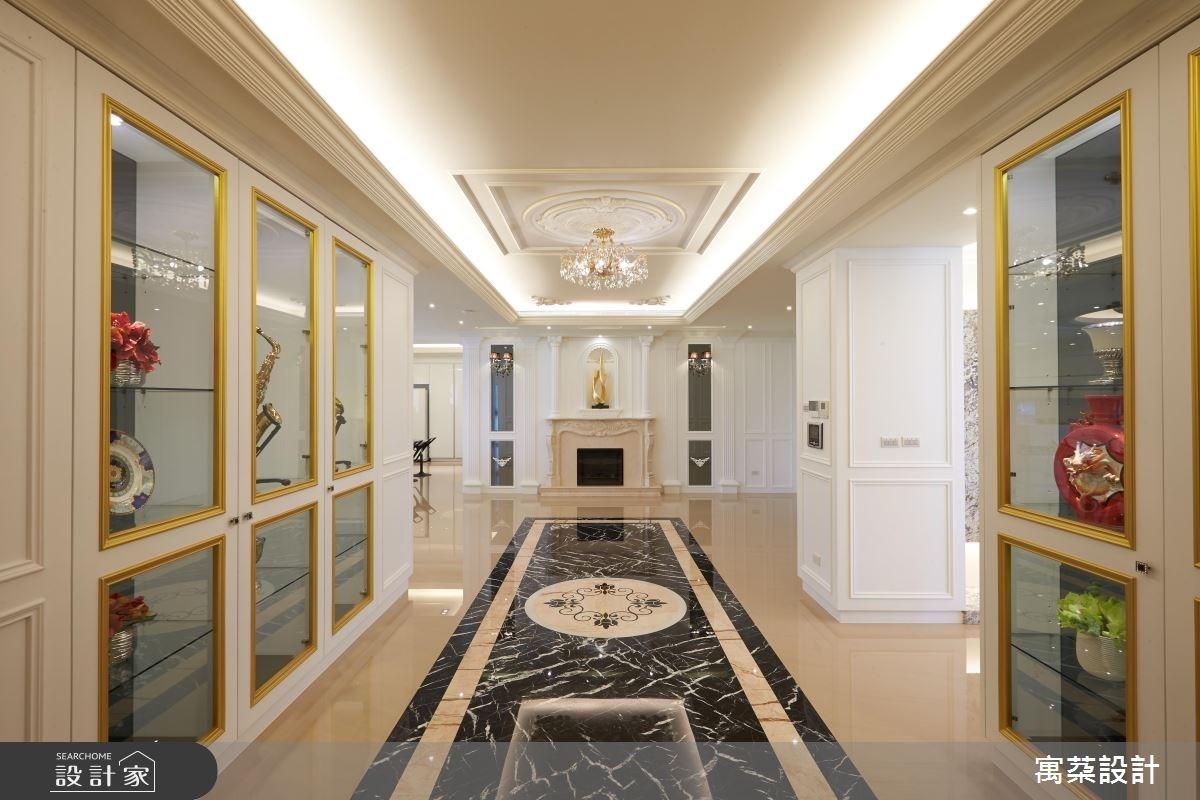 200坪預售屋_新古典案例圖片_寓朵設計_寓朵_12之2