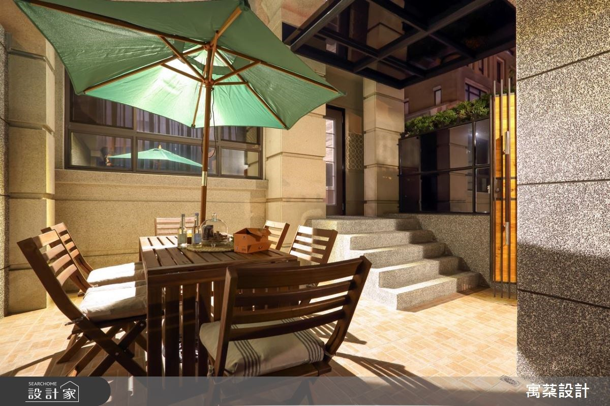 150坪中古屋(5~15年)_簡約風案例圖片_寓朵設計_寓朵_18之1