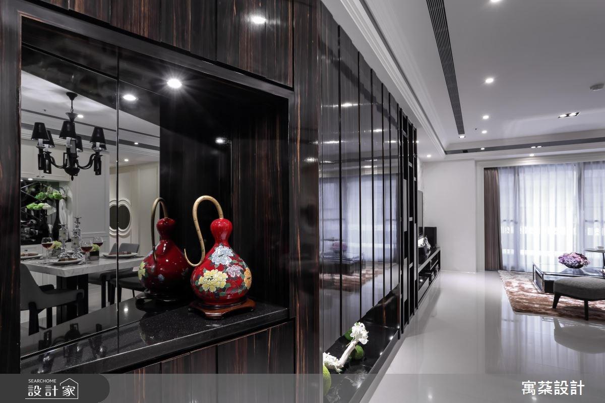 30坪新成屋(5年以下)_混搭風案例圖片_寓朵設計_寓朵_24之3