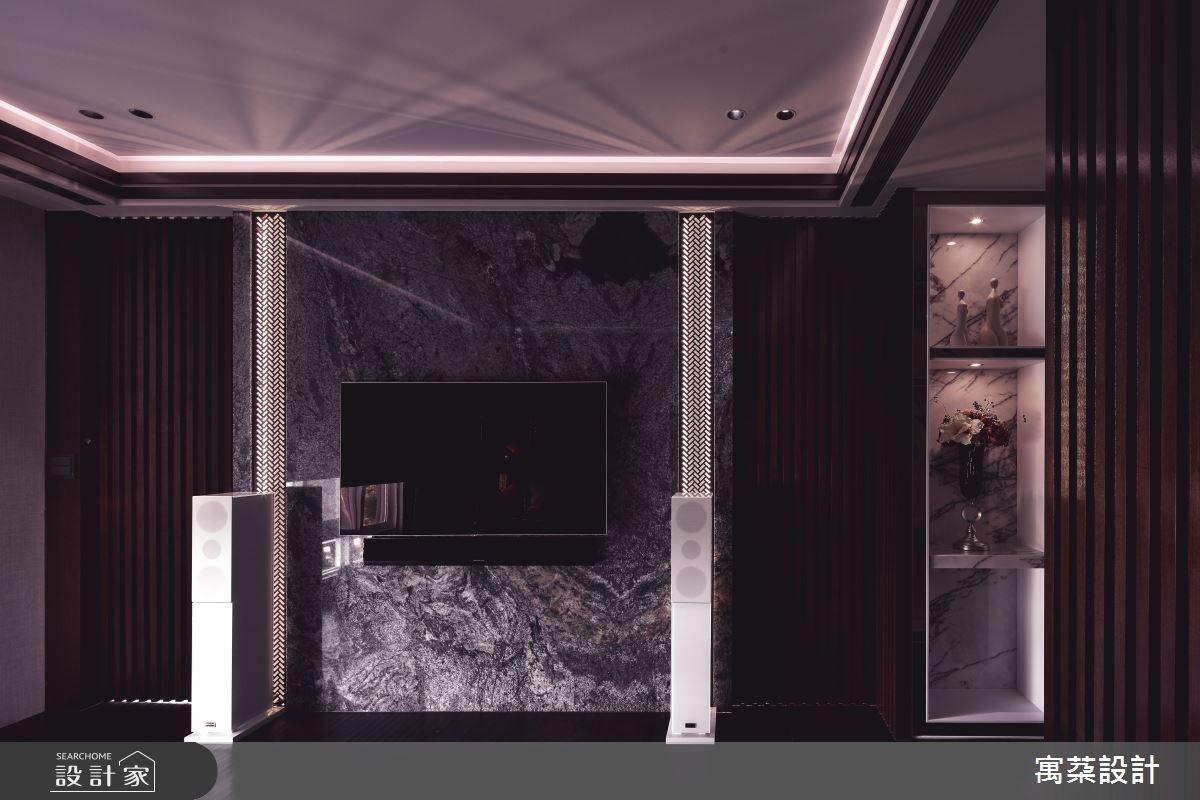 110坪中古屋(5~15年)_混搭風客廳案例圖片_寓朵設計_寓朵_35之5