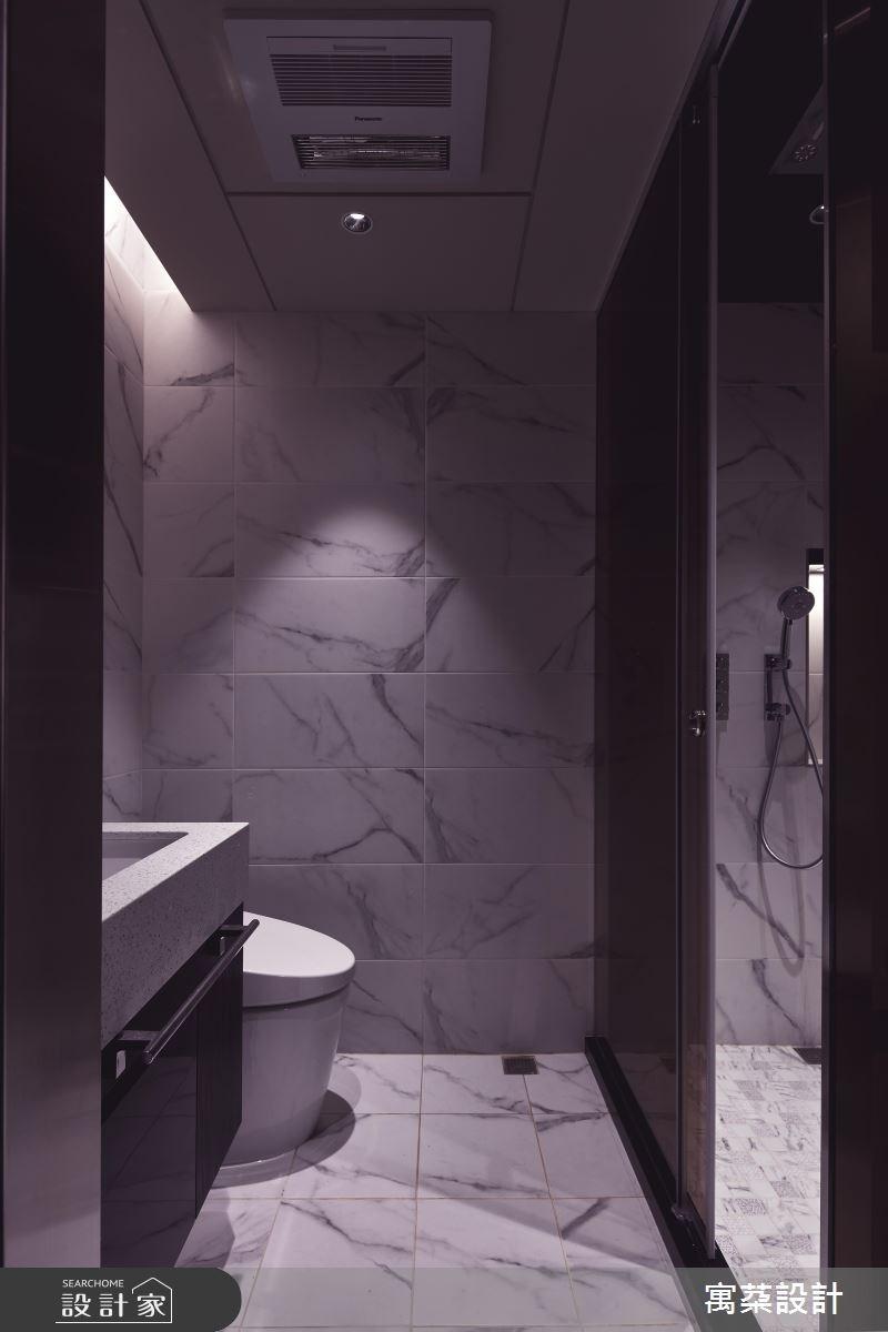 110坪中古屋(5~15年)_混搭風浴室案例圖片_寓朵設計_寓朵_35之8