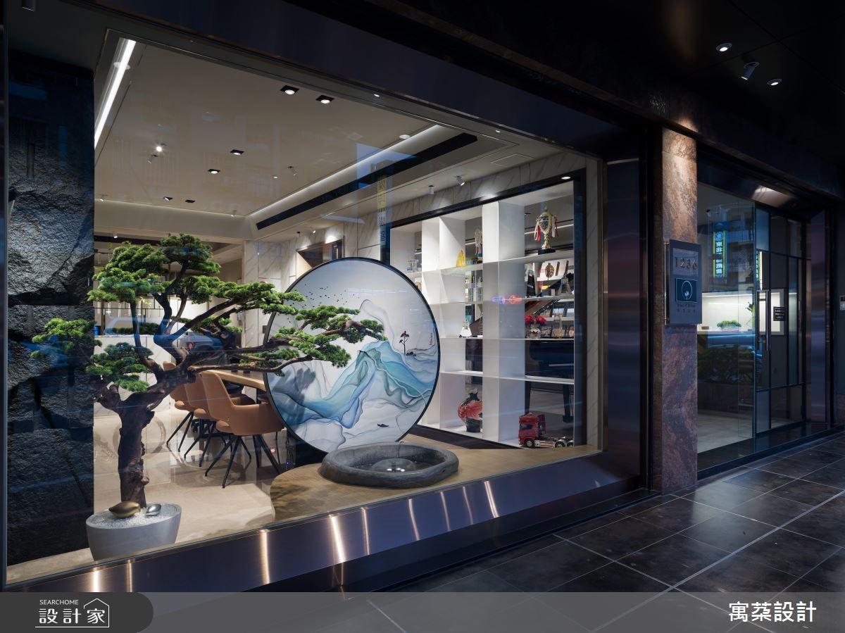 30坪中古屋(5~15年)_混搭風商業空間案例圖片_寓朵設計_寓朵_36之2