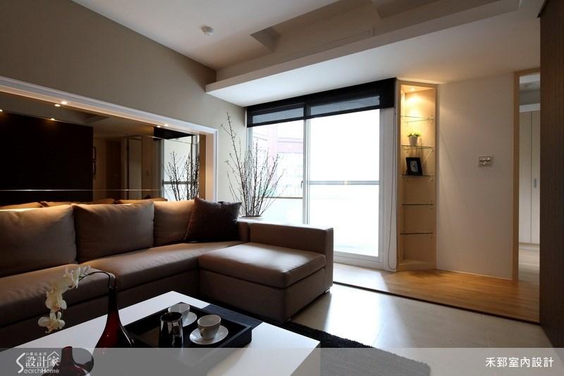 23坪老屋(16~30年)_混搭風案例圖片_禾郅室內設計有限公司_禾郅_03之9