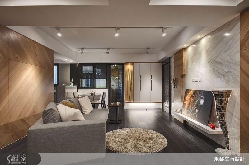 18坪老屋(16~30年)_現代風案例圖片_禾郅室內設計有限公司_禾郅_04之3
