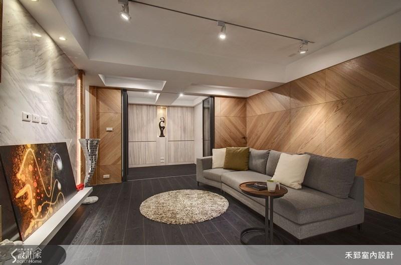 18坪老屋(16~30年)_現代風案例圖片_禾郅室內設計有限公司_禾郅_04之1