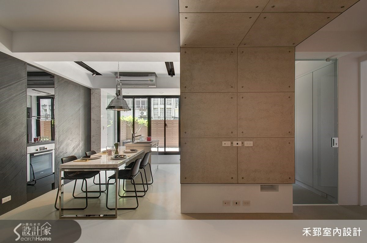 22坪老屋(16~30年)_混搭風案例圖片_禾郅室內設計有限公司_禾郅_06之1