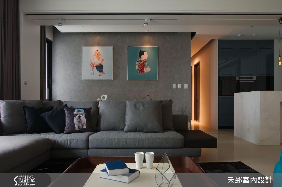 35坪新成屋(5年以下)_現代風案例圖片_禾郅室內設計有限公司_禾郅_08之4