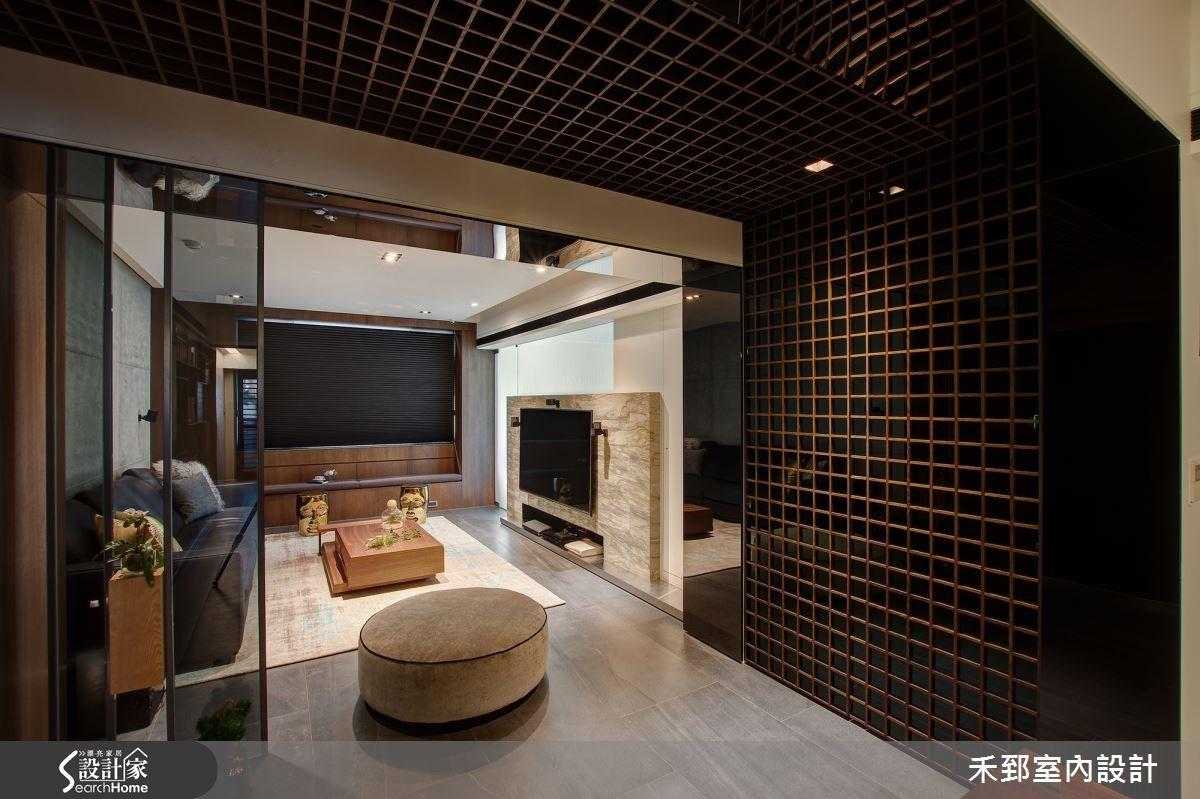 36坪老屋(16~30年)_混搭風案例圖片_禾郅室內設計有限公司_禾郅_09之3