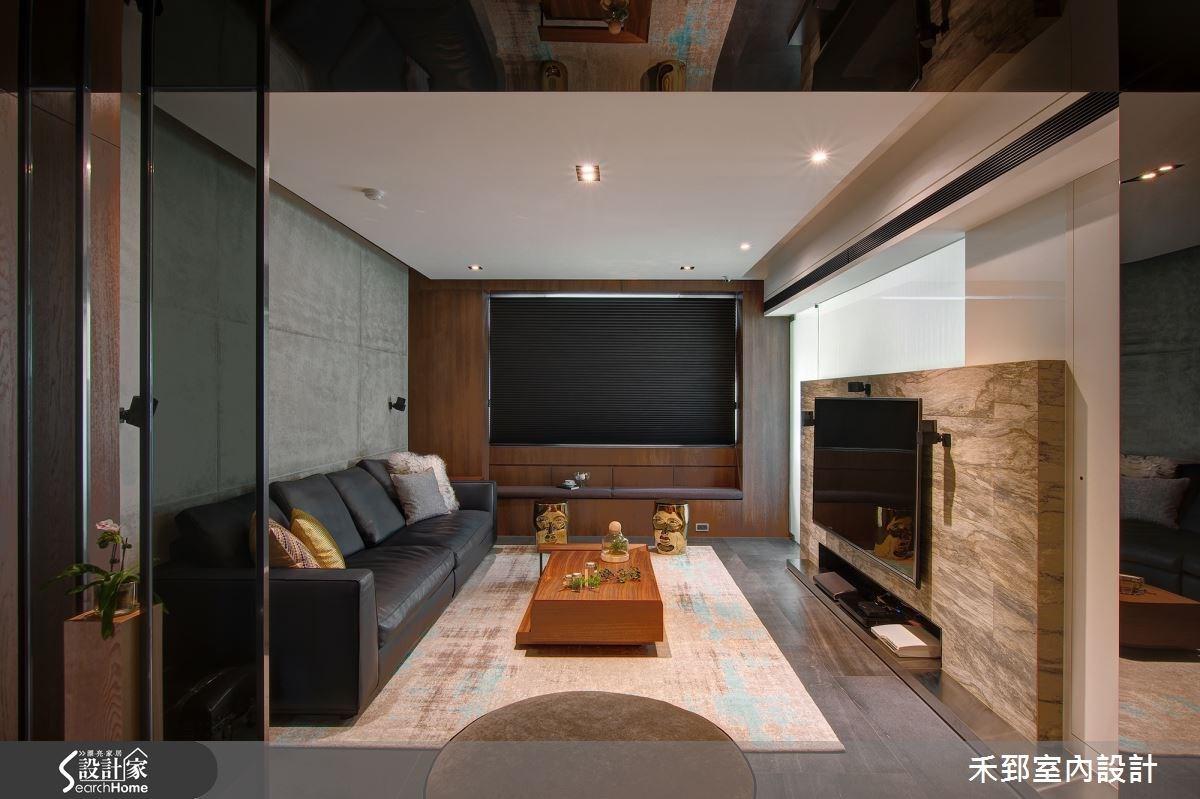 36坪老屋(16~30年)_混搭風案例圖片_禾郅室內設計有限公司_禾郅_09之4