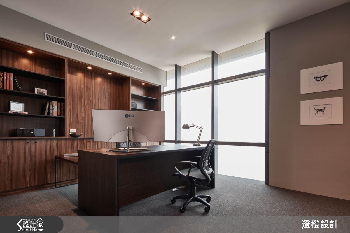 107坪新成屋(5年以下)_工業風商業空間案例圖片_澄橙設計_澄橙_20之10