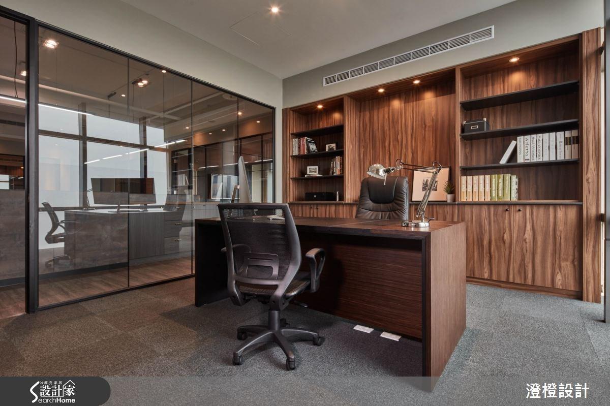 107坪新成屋(5年以下)_工業風商業空間案例圖片_澄橙設計_澄橙_20之11