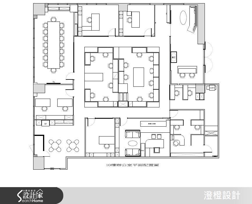 107坪新成屋(5年以下)_工業風案例圖片_澄橙設計_澄橙_20之15