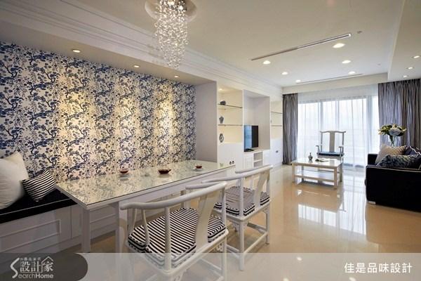 32坪新成屋(5年以下)_新中式風餐廳案例圖片_佳是品味設計有限公司_佳是品味_03之3