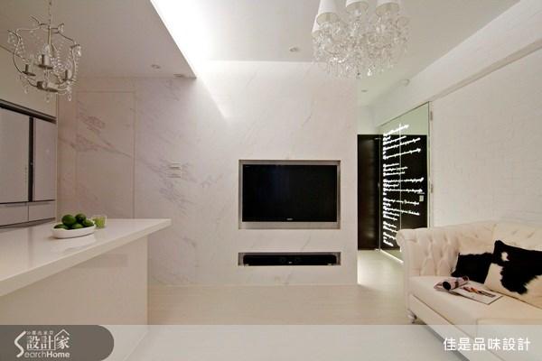 11坪_新古典客廳案例圖片_佳是品味設計有限公司_佳是品味_04之2