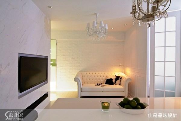 11坪_新古典客廳案例圖片_佳是品味設計有限公司_佳是品味_04之1