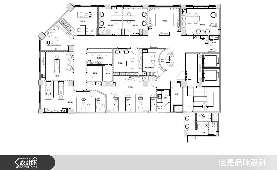 104坪老屋(16~30年)_奢華風案例圖片_佳是品味設計有限公司_佳是品味_11之23