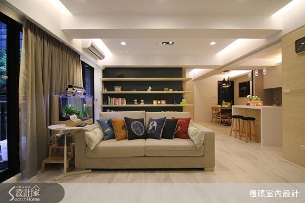 35坪新成屋(5年以下)_北歐風案例圖片_橙碩室內設計_橙碩_06之3
