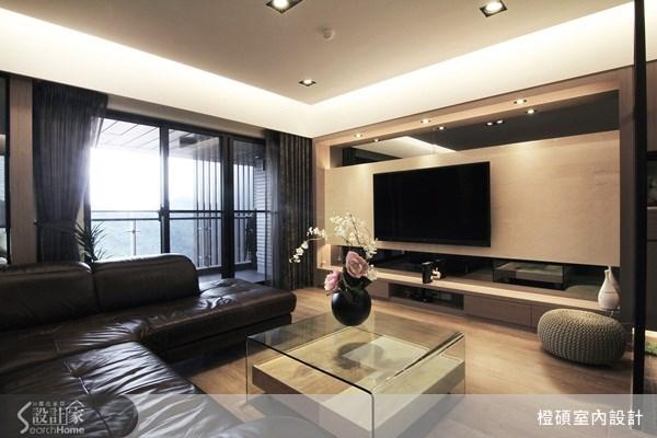 34坪新成屋(5年以下)_現代風案例圖片_橙碩室內設計_橙碩_05之1
