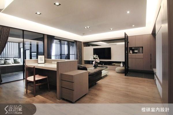 34坪新成屋(5年以下)_現代風案例圖片_橙碩室內設計_橙碩_05之2