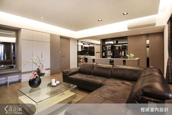 34坪新成屋(5年以下)_現代風案例圖片_橙碩室內設計_橙碩_05之4