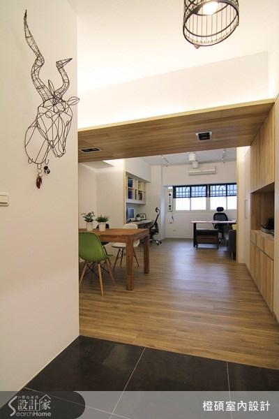 11坪中古屋(5~15年)_北歐風案例圖片_橙碩室內設計_橙碩_04之2