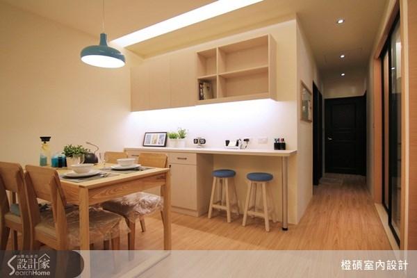 32坪新成屋(5年以下)_北歐風案例圖片_橙碩室內設計_橙碩_01之4
