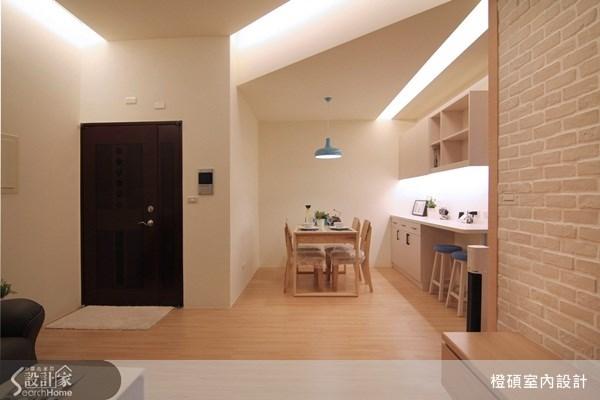 32坪新成屋(5年以下)_北歐風案例圖片_橙碩室內設計_橙碩_01之3
