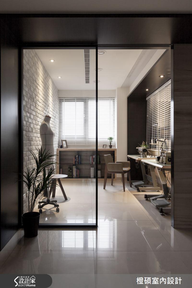 35坪新成屋(5年以下)_現代風案例圖片_橙碩室內設計_橙碩_08之4