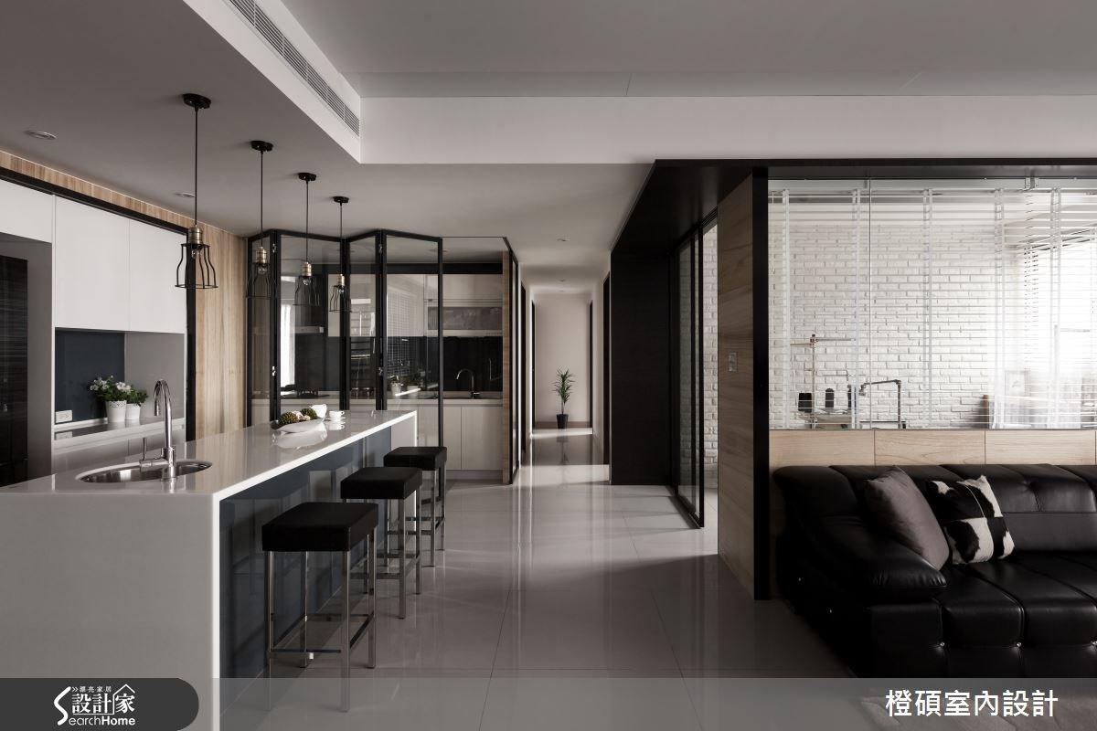 35坪新成屋(5年以下)_現代風案例圖片_橙碩室內設計_橙碩_08之5