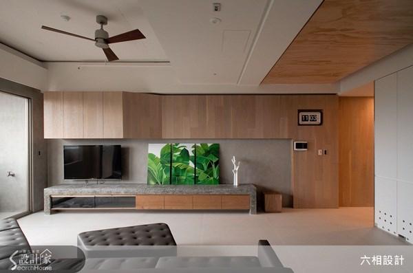 40坪中古屋(5~15年)_現代風案例圖片_六相設計_六相_01之4