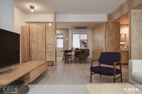 20坪老屋(16~30年)_現代風案例圖片_六相設計_六相_03之4