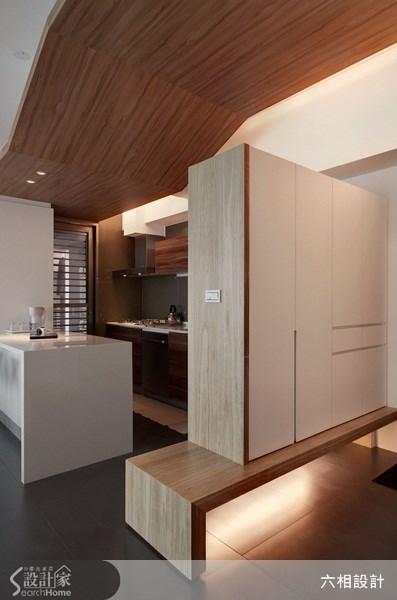 30坪新成屋(5年以下)_現代風案例圖片_六相設計_六相_04之2