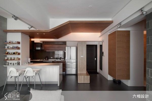 30坪新成屋(5年以下)_現代風案例圖片_六相設計_六相_04之3