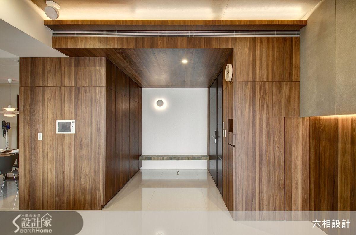60坪新成屋(5年以下)_現代風案例圖片_六相設計_六相_09之1