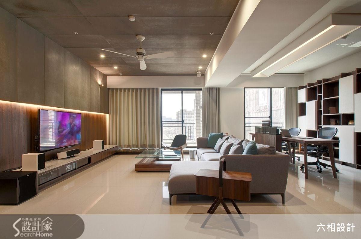 60坪新成屋(5年以下)_現代風案例圖片_六相設計_六相_09之4
