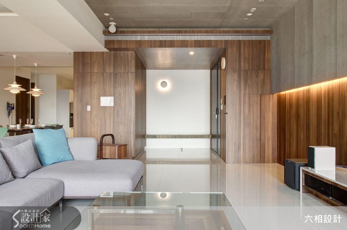 60坪新成屋(5年以下)_現代風案例圖片_六相設計_六相_09之2