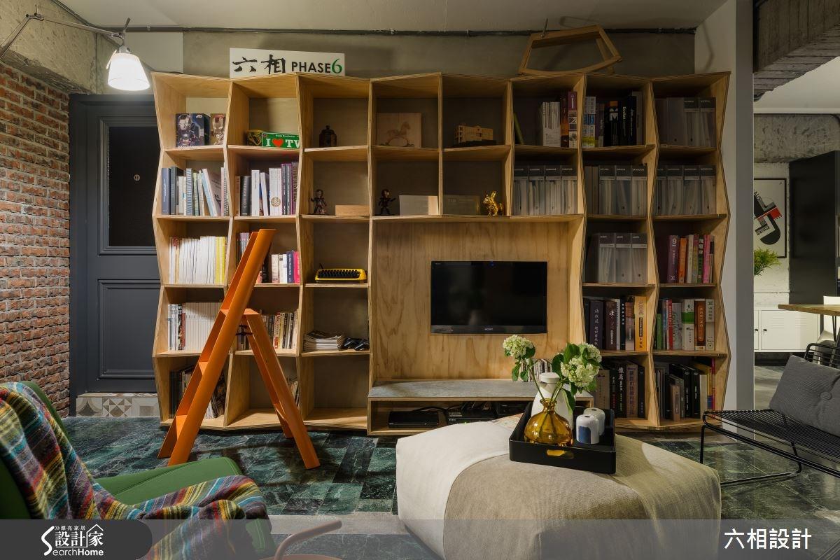 30坪老屋(16~30年)_混搭風案例圖片_六相設計_六相_11之3