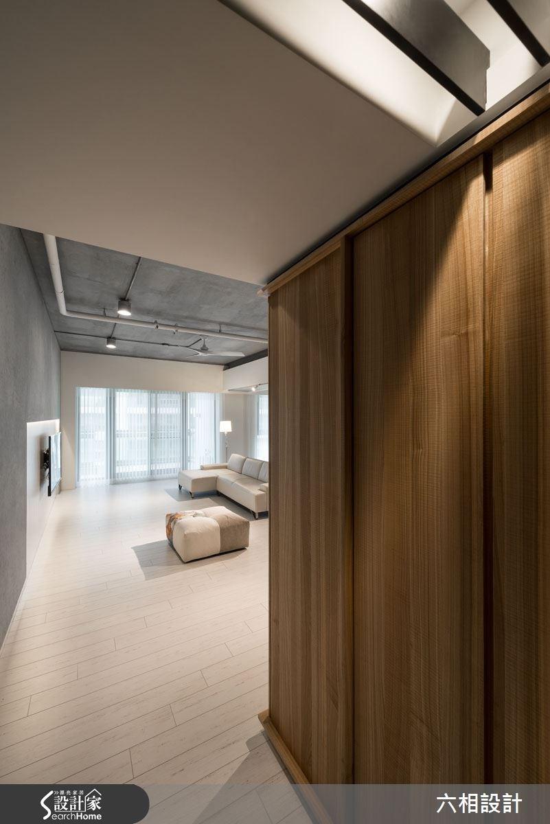 40坪新成屋(5年以下)_混搭風案例圖片_六相設計_六相_14之2